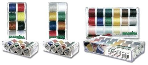 Madiera Thread Packs