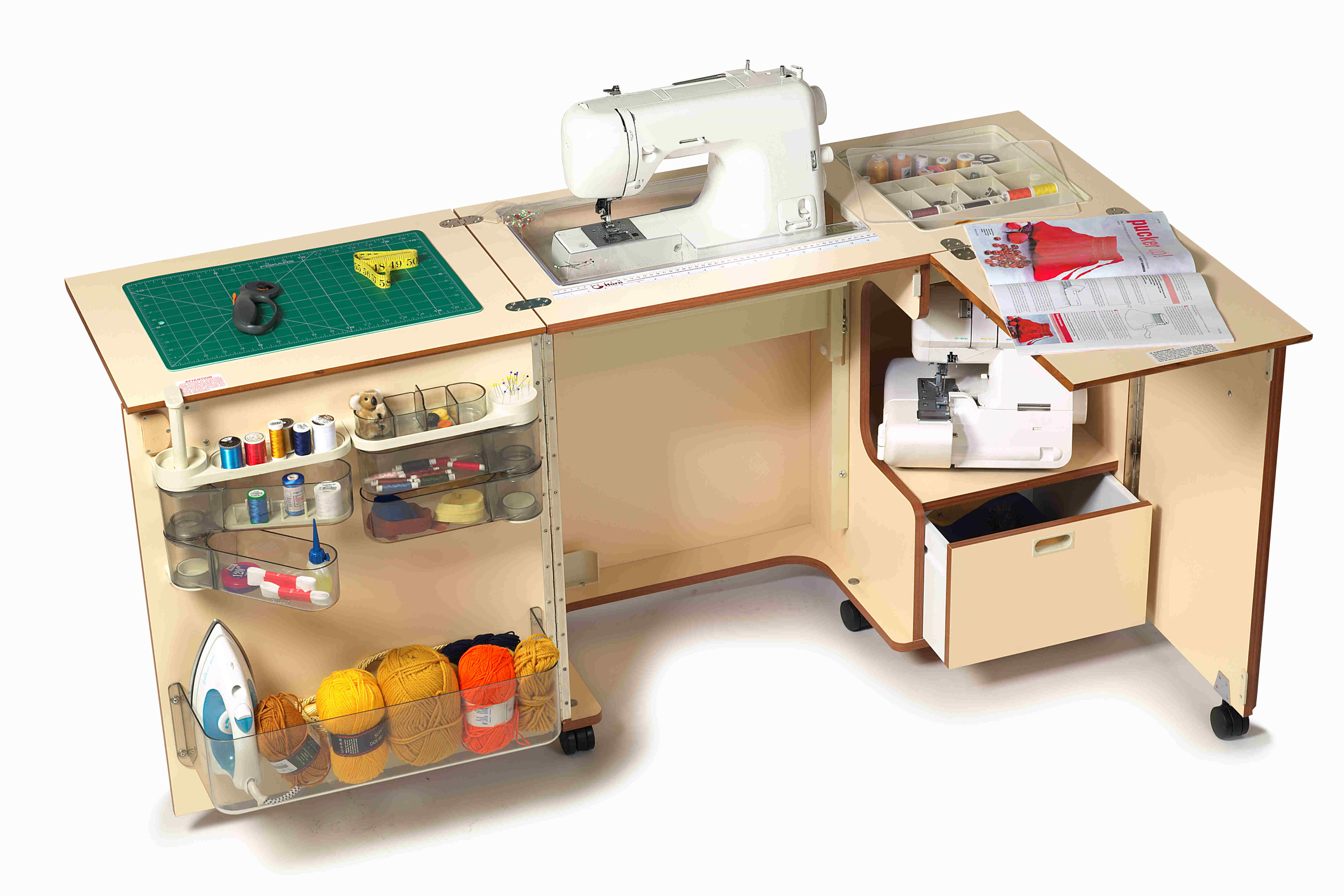 Horn Cabinets Sew Compare Sewing Shop