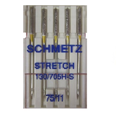 Schmetz Domestic Needles - Stretch (pack 5 - 1 size)