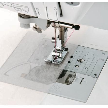 sewing machine cs80