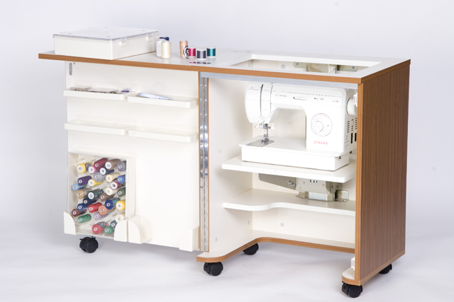 horn sewing cabinet instructions