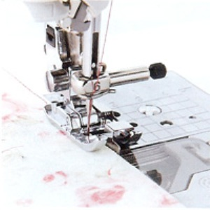 singer edge quilting guide video
