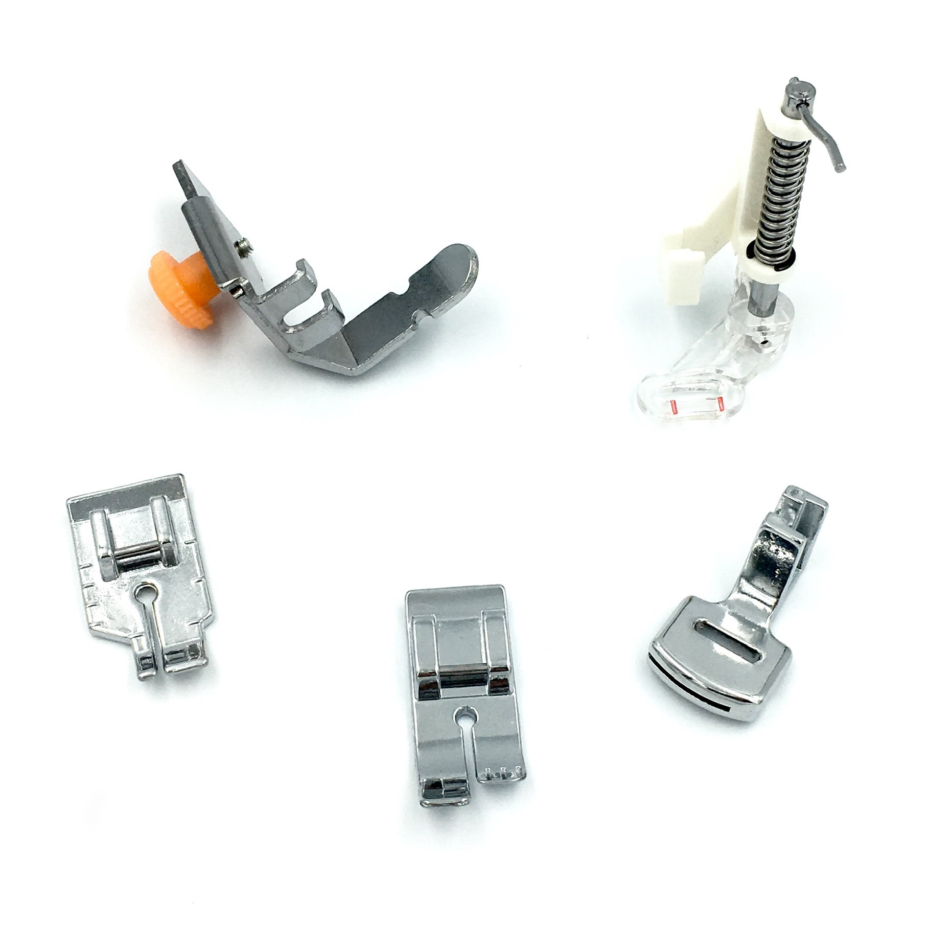5-Piece Presser Foot Kit (Brother - FP3)