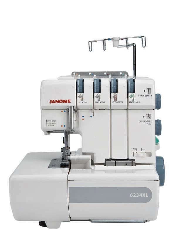 Janome Overlocking Sew Compare Sewing Shop