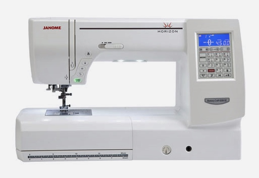 Janome Memory Craft 8200QCP