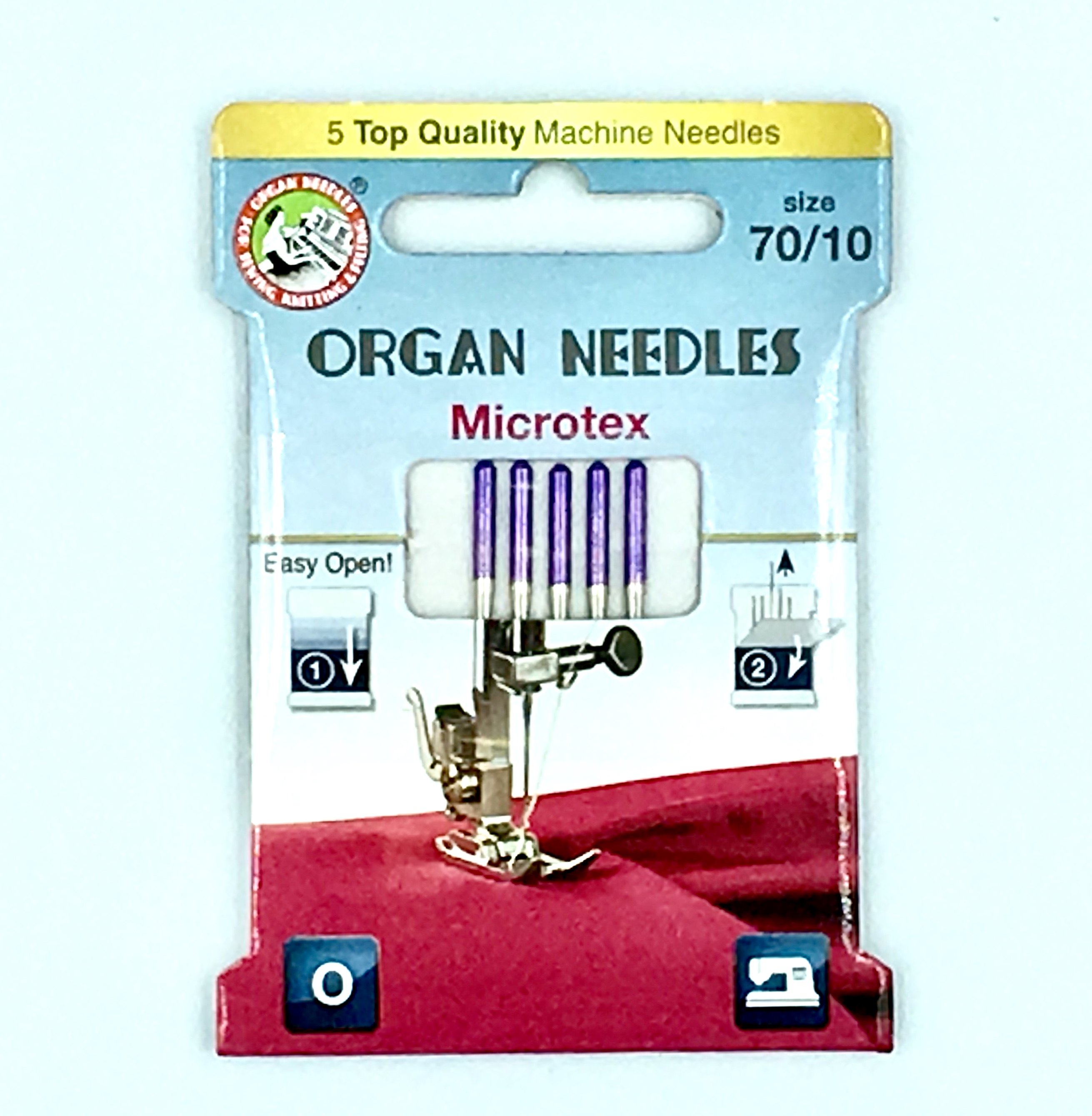 Organ 130/705H - Microtex ECO pack 5 - 1 size