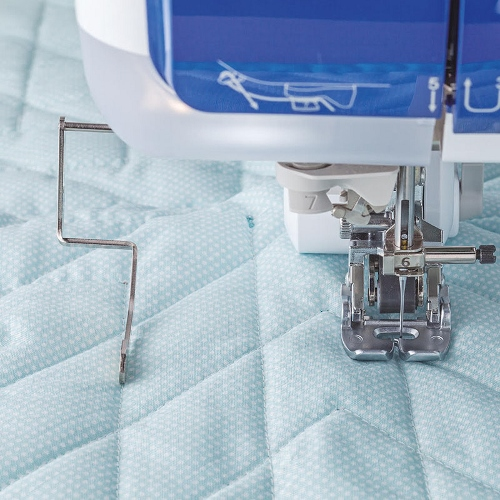 Dual Feed Quilting Base & Guides - F077